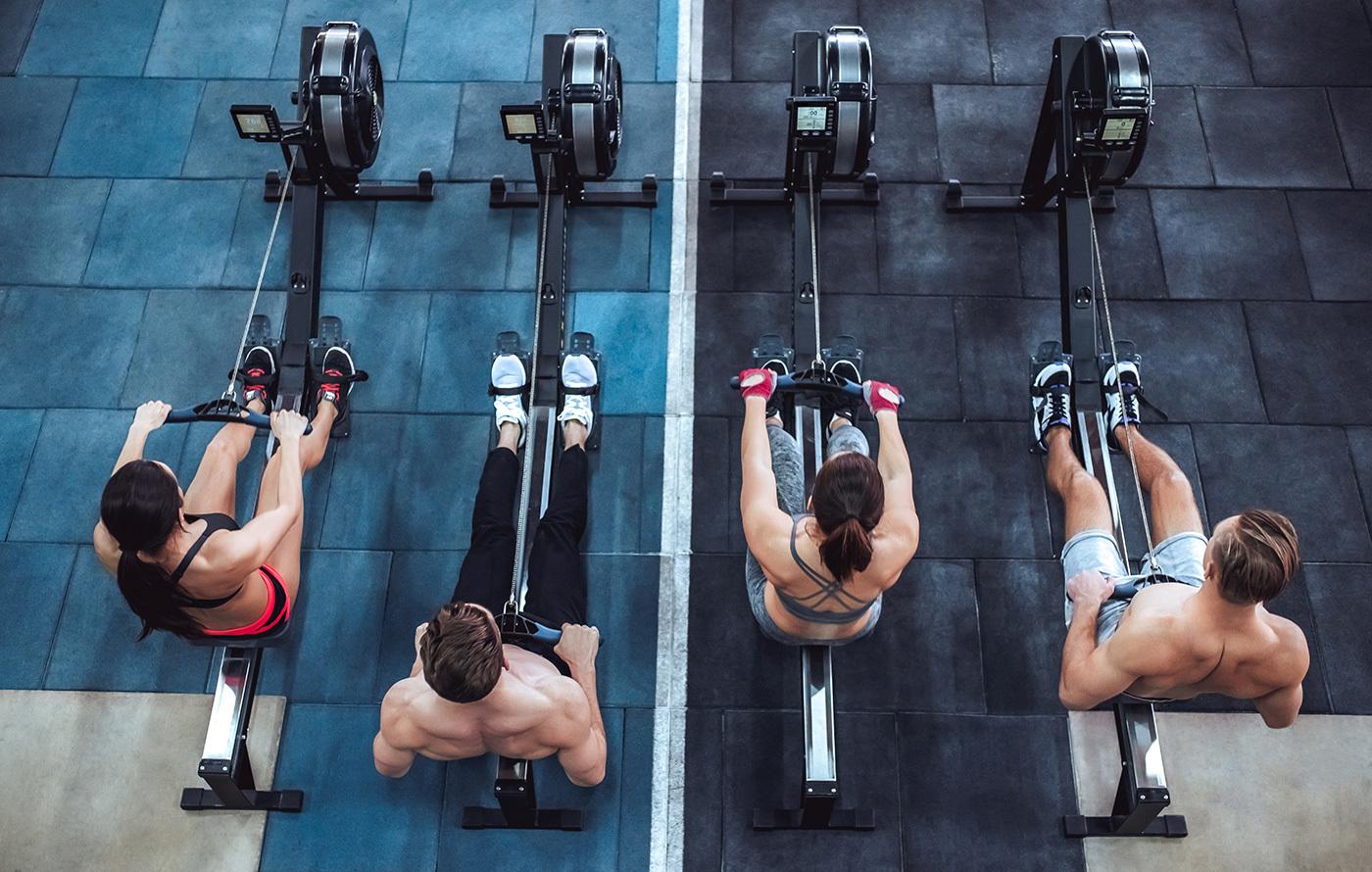 Hydrospark - Turn your gym into a power plant.